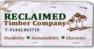 The Reclaimed Timber Company Logo