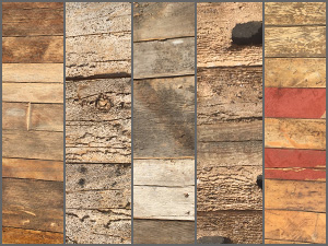 Rustic Wood Cladding Examples