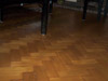 Reclaimed Pitch Pine Parquet Flooring