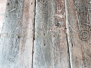 Pastel Washed Victorian Millboard Reclaimed Flooring