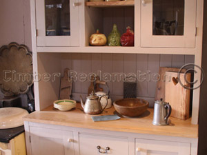 Bespoke Furniture: Bespoke Kitchen Dresser