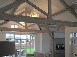A local Barn Conversion by us