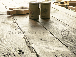 Tables Made to Measure from beautiful reclaimed timbers