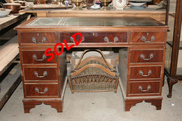 For SALE :Dark Mahogany Writing Bureau