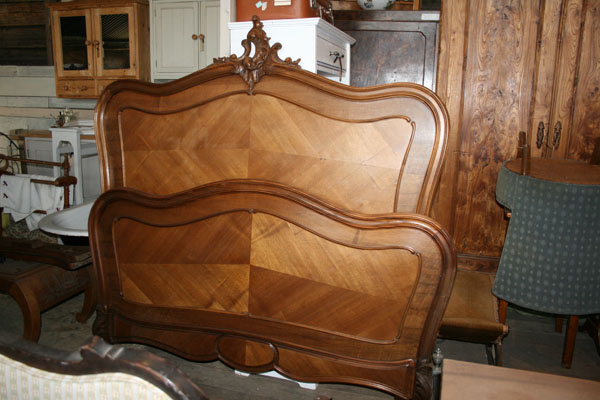 For SALE :Pretty French Bed Frame