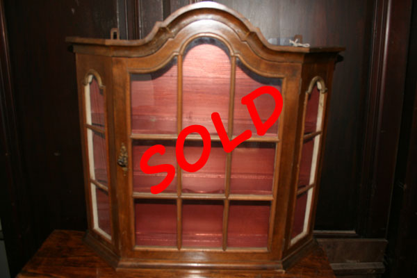 For SALE :Small Display Cabinet
