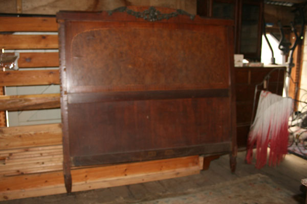 For SALE :Veneered Bed Ends
