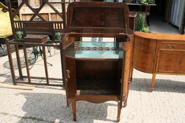 For Sale Art Deco Drinks Cabinet