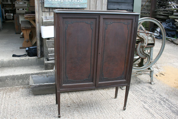 For Sale Ornate Dining Room Cabinet